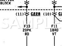Repair Diagrams for 1996 Chrysler Sebring Engine ...