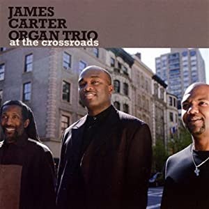 James Carter - At The Crossroads cover