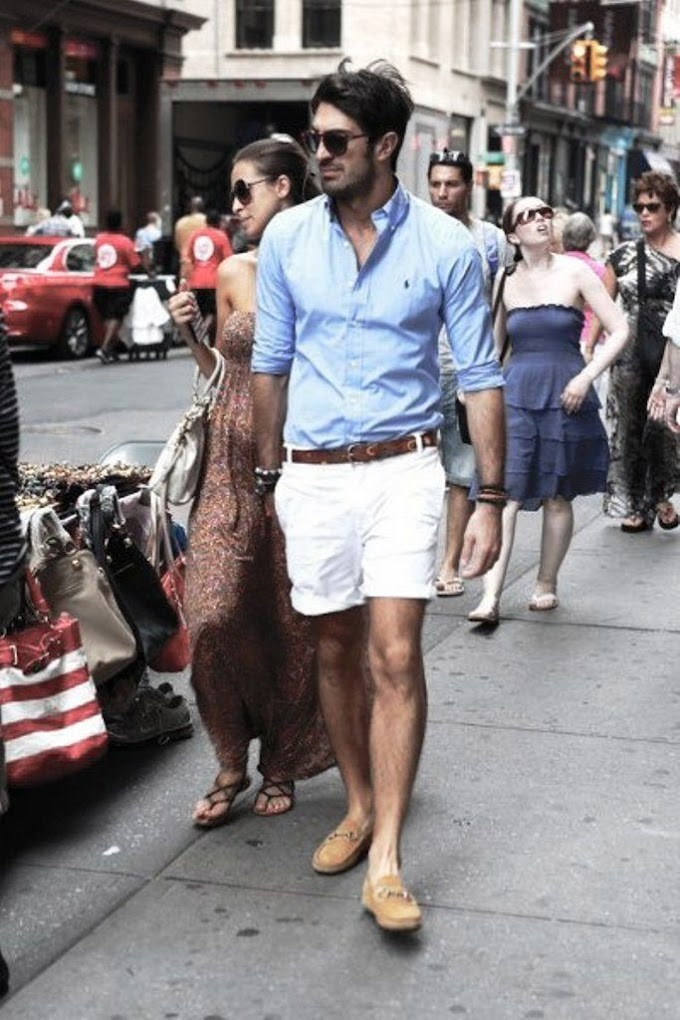 30 Trendy Summer Men Fashion Ideas For You To Try!