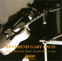 Reverend Gary Davis Live