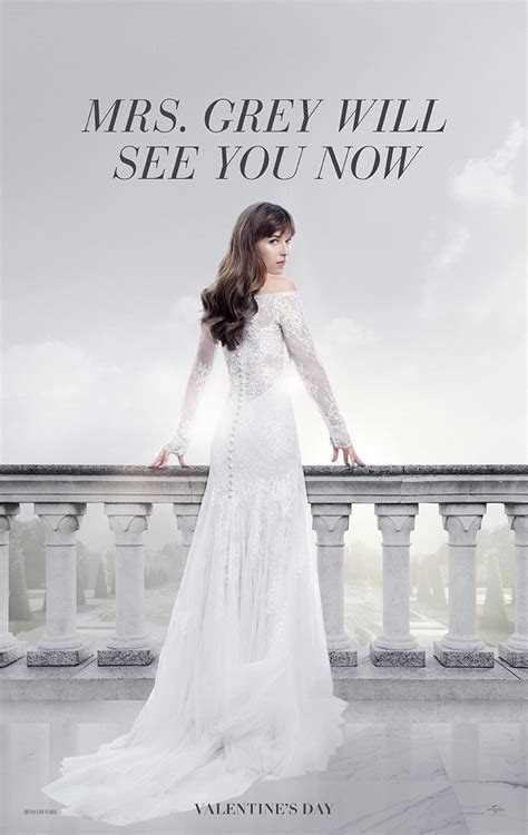 ?Fifty Shades Freed? Wedding Featured in New Teaser