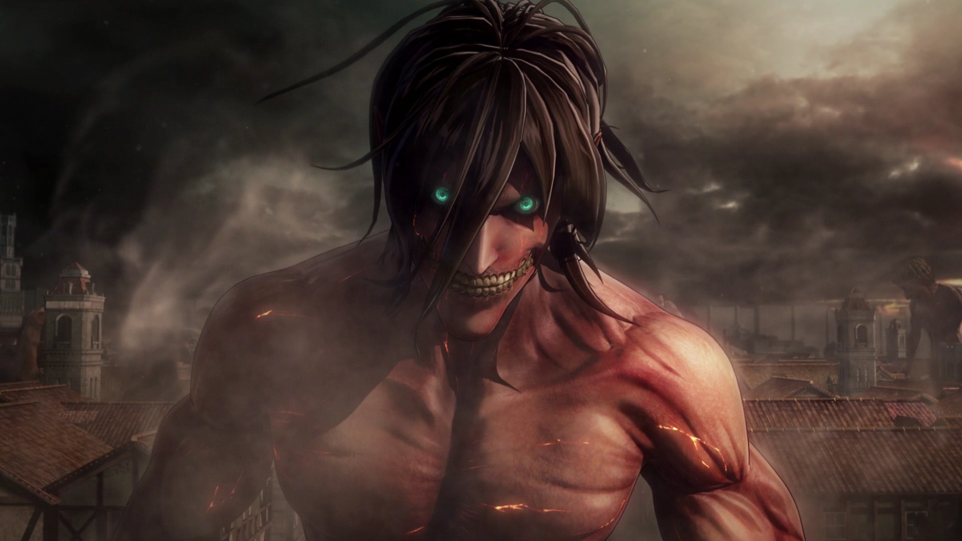 Check Out The First Hour Of The Ps4 Attack On Titans Story Mode