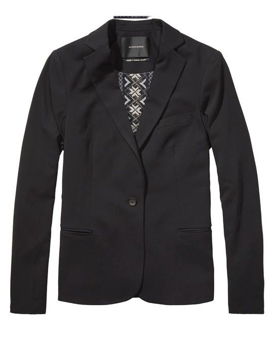 Maison Scotch Signature Blazer