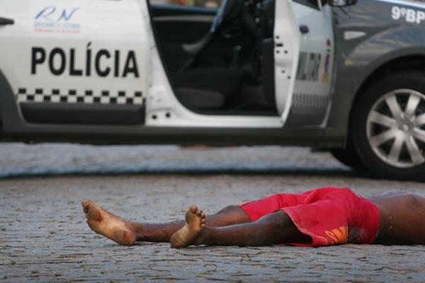 Resultado de imagem para homicidio no rn