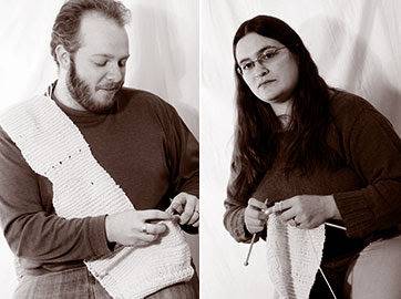 Married Knitters
