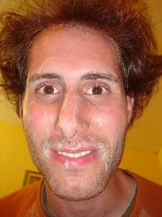 yotam cleaning face