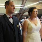 Saint-Martin-en-Bresse | Félicitations à Mélanie et Matthieu