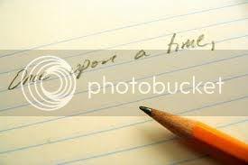 pensil and paper