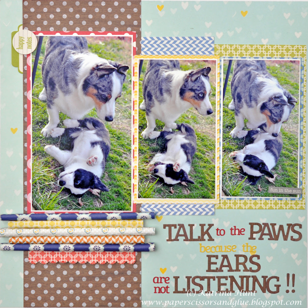 Talk To the Paws-Guesting at Lily Bee Today!