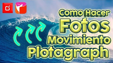 �� Como hacer FOTOS con movimiento en PLOTAGRAPH | Tutorial ⭐⭐⭐⭐⭐