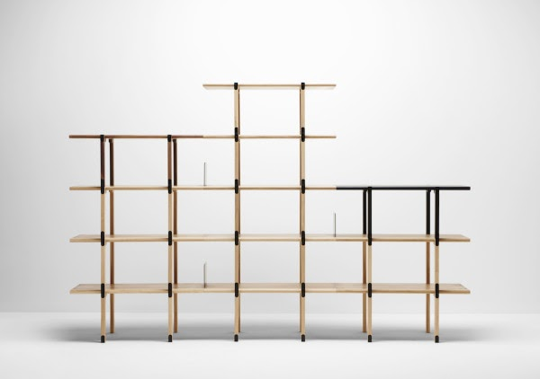 Deep Wood Shelving
