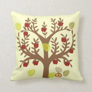 Apple Tree Pillows