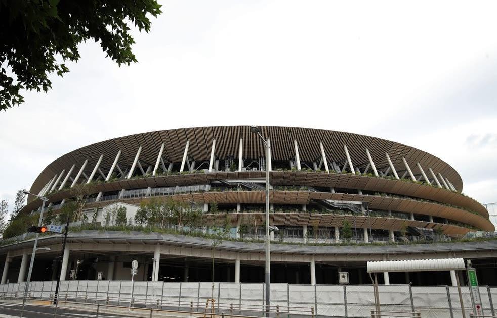 Opening Ceremony Tokyo Olympics 2021 Logo / Tokyo Olympics ...