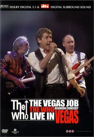 The Who : The Vegas Job - Live In Vegas (1999)