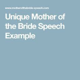 bride speech ideas  pinterest funny wedding
