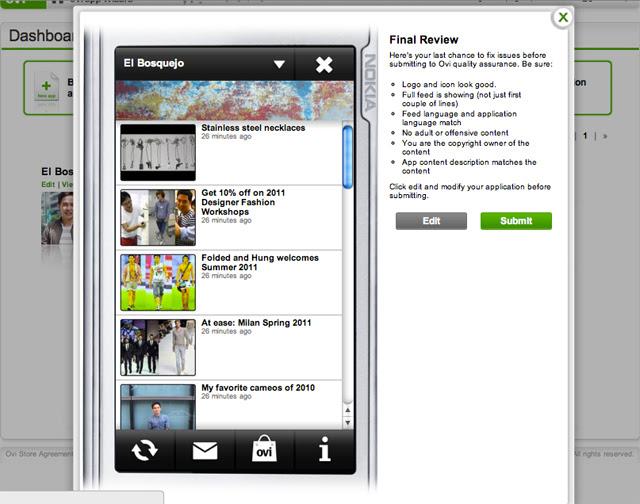 OVI app 16