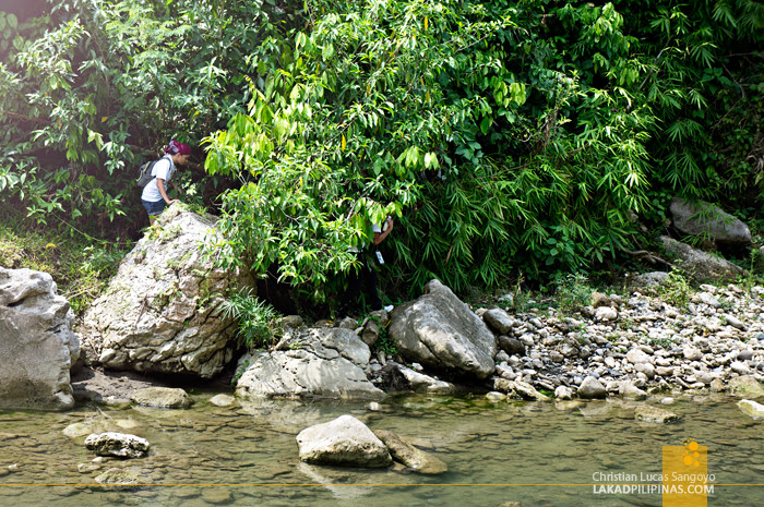 The Hike to Iligan City's Dodiongan Falls