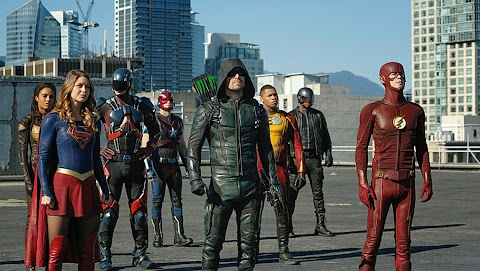 Dc Comics Tv Shows And Movies