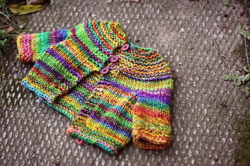 February Baby Sweater