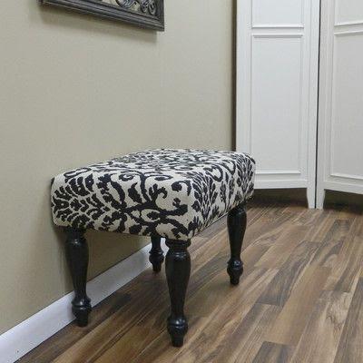 Carolina Cottage Sweetheart Upholstered Entryway Bench      Furnit…