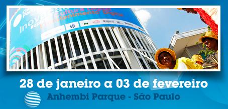 Campus Party 2013 está confirmada para São Paulo (Foto: Reprodução)