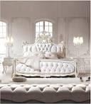 Retro China Luxury Solid Wood Sharp Bedroom Set Bedroom Furniture ...
