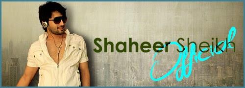 Foto Shaheer Sheikh, Pemeran Arjuna di Film Mahabarata