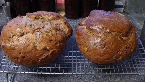 loaves of bread Jan 13
