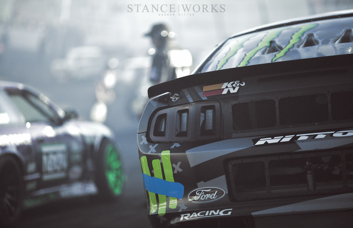 Stance Works Nitto Racing Takes On Formula Drift Irwindale 2013