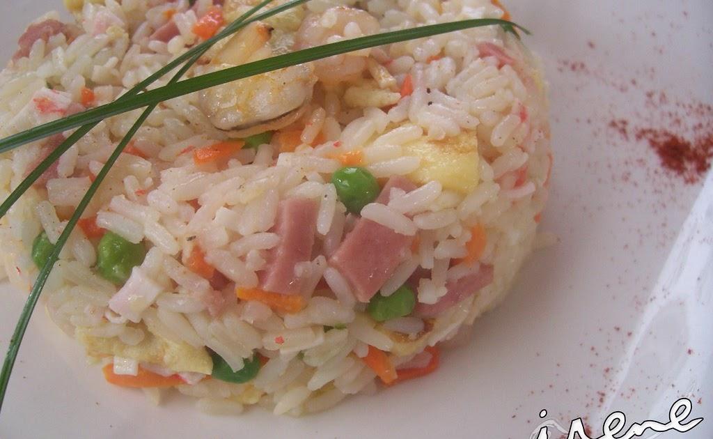 La cocina casera de irene arroz 3 delicias for La cocina casera