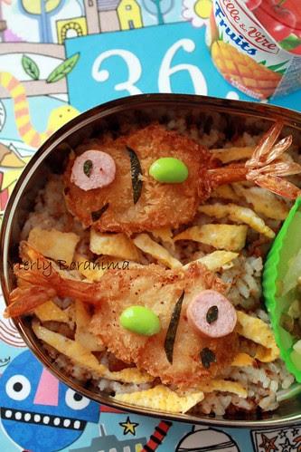 fish bento
