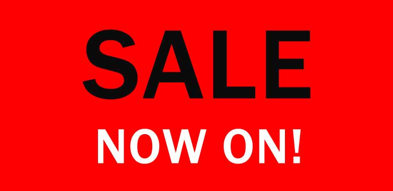 Sale Now On at Masdings.com