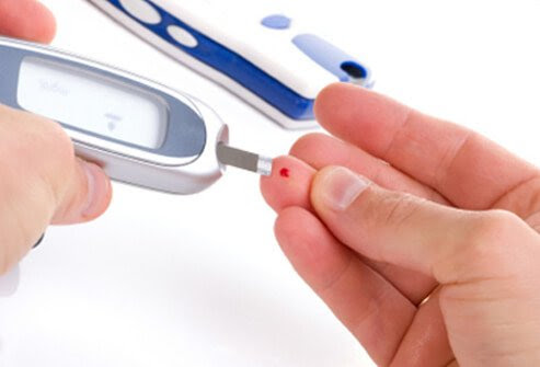 Take care of your diabetes by keeping your blood glucose level within the range recommended by your doctor.
