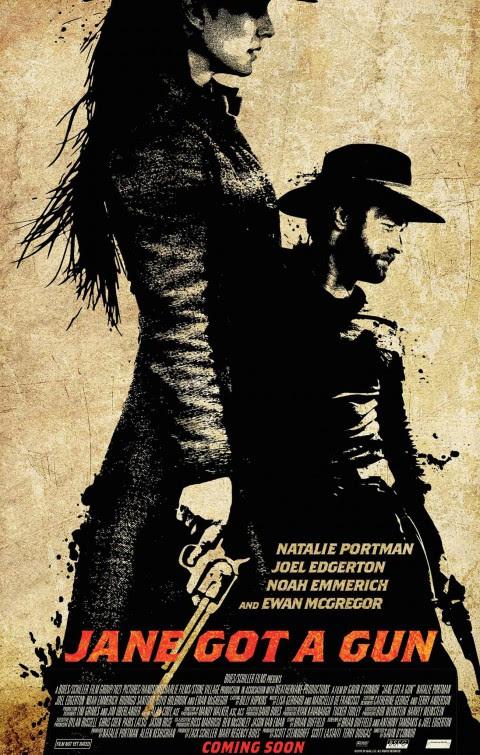 Resultado de imagem para movie poster jane got a gun