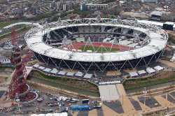 London Olympic Stadium, Freemasonry, Freemasonry, Masonic Lodge
