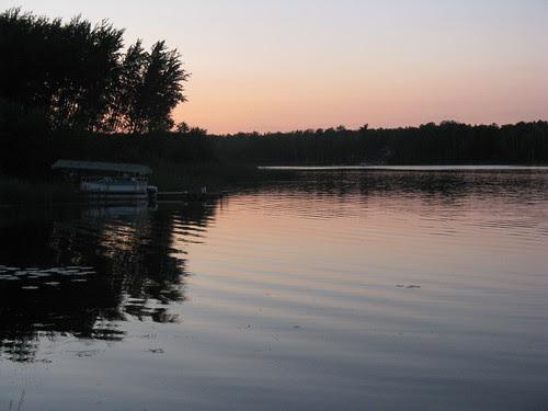 #189 - Fish Lake Sunset