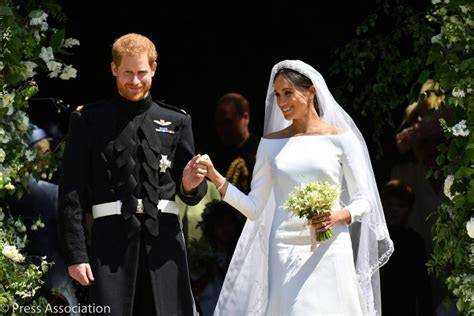 Prince Harry & Meghan Markle Exchange Wedding Vows