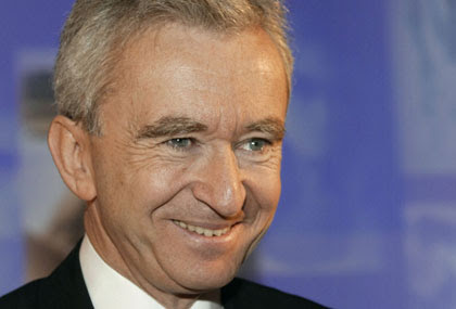 Bernard Arnault richest 2011 Top 10 Richest People in The World by 2011