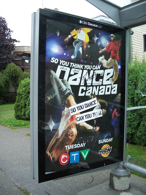 so you dance can you think