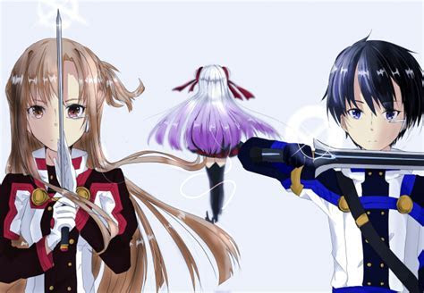 Wallpaper Sword Art Online Movie: Ordinal Scale, Yuuki