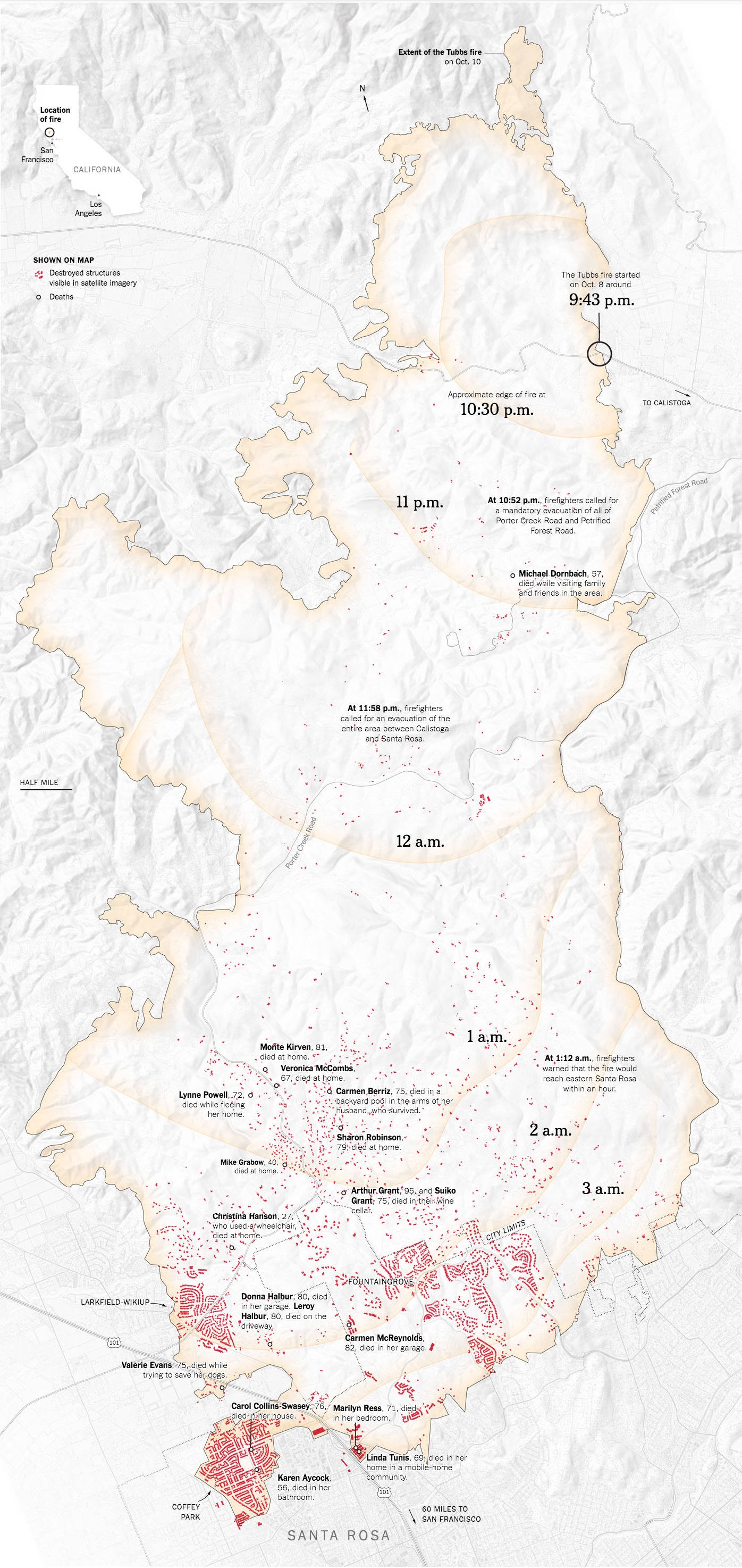 Tubb Fire Map   World Map Interactive