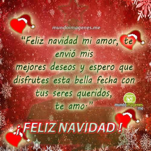 Feliz Navidad Mi Vida Feliz Navidad Al Amor De Mi Vida Las