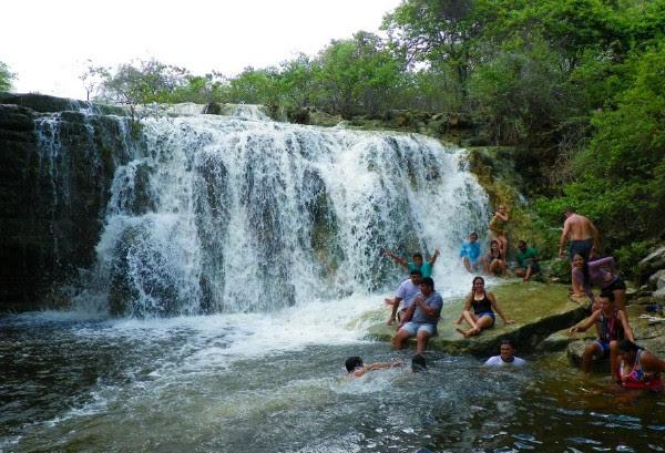Cachoeira do Caripina Felipe Guerra