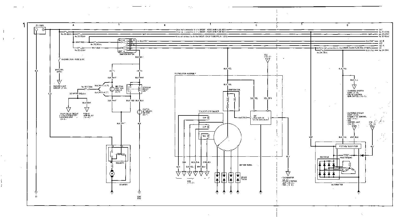 94 Integra Turn Signal Wiring Diagram