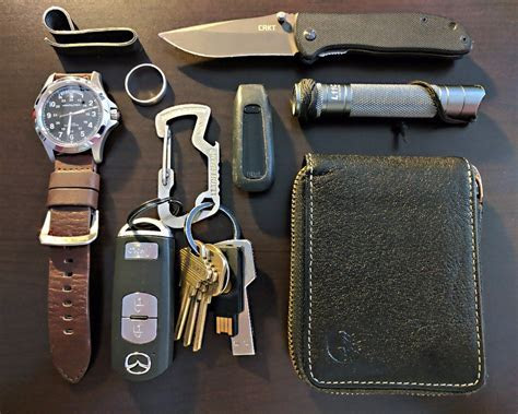 Everyday Carry   What are your EDC essentials?