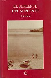 Una novela de Xavier Calicó.