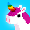 AppsYouLove - UNICORN 3D - Color by Number artwork