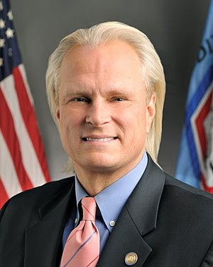 English: Photo of CFTC Commissioner Bart Chilton