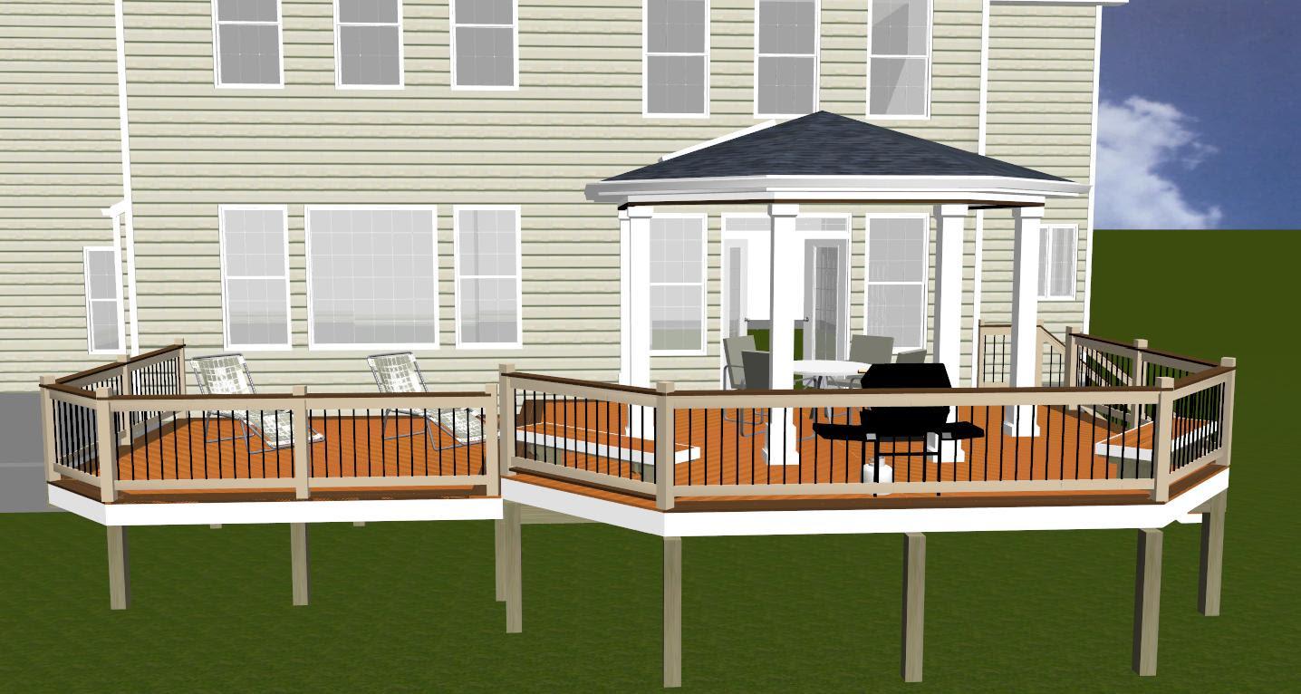 Covered Backyard Patio Ideas