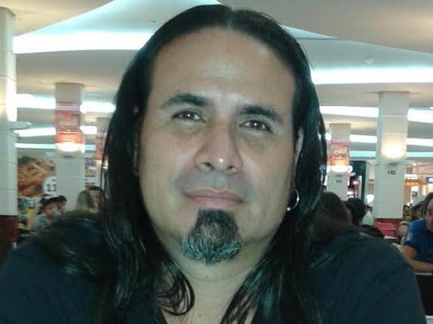 Tony Ilha, vocalista da banda Erva Daninha, morreu após levar um choque elétrico (Foto: Arquivo Pessoal)